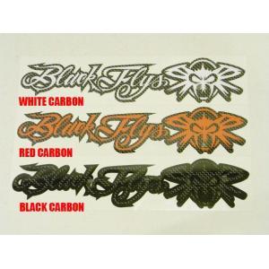 BLACKFLYS,ブラックフライ/カッティングステッカー/PHANTOM & FLY LOGO STICKER