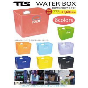 TOOLS,トゥールス/WATER BOX、ウォーターボックス、お着替え、バケツ/スケルトンカラー全8色|selfishsurf