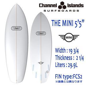 CHANNEL ISLANDS SURFBOARDS/AL MERRICK/MINI 5'5