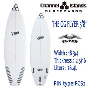 CHANNEL ISLANDS SURFBOARDS/AL MERRICK/The OG Flyer 5'8