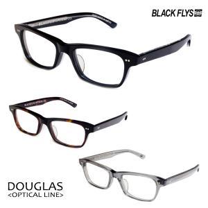 BLACKFLYS,ブラックフライ/眼鏡専用・OPTICAL LINE/2017年NEWモデル/DOUGLAS・ダグラス /BF-20003/3カラーからお選びください/HAND MADE IN JAPAN|selfishsurf