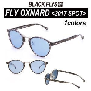 BLACKFLYS,ブラックフライ/17年SPOT Newカラー/FLY OXNARD,フライオックスナード/BLACK HAVANA/LIGHT BLUE/ライトブルーレンズ/BF-15501|selfishsurf