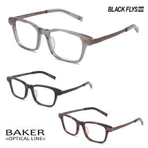 BLACKFLYS,ブラックフライ/眼鏡専用・OPTICAL LINE/BAKER・ベーカー/BF-...