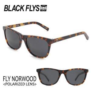 BLACKFLYS,ブラックフライ/18/FLY NORWOOD Polarizedレンズ,フライノーウッド 偏光レンズ/BF-1193-02/HAVANA/GREY POL/サングラス|selfishsurf