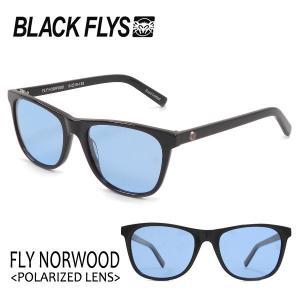 BLACKFLYS,ブラックフライ/18/FLY NORWOOD Polarizedレンズ,フライノーウッド 偏光レンズ/BF-1193-04/BLACK/LIGHTBLUE POL/サングラス/ライトレンズ|selfishsurf