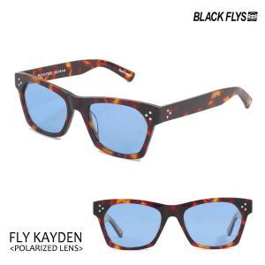 BLACKFLYS,ブラックフライ/19/FLY KAYDEN Polarizedレンズ,フライケイデン 偏光レンズ/BF-1225-07/HAVANA/LIGHT BLUE POL/サングラス|selfishsurf