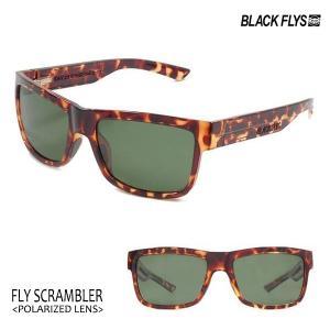 BLACKFLYS,ブラックフライ/18/FLY SCRAMBLER Polarizedレンズ,フライスクランブラー 偏光レンズ/BF-1196-02/TORT/G15 GREEN POL/サングラス|selfishsurf