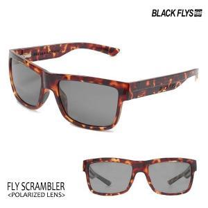 BLACKFLYS,ブラックフライ/18/FLY SCRAMBLER Polarizedレンズ,フライスクランブラー 偏光レンズ/BF-1196-04/TORT/LIGHT GREY POL/サングラス|selfishsurf