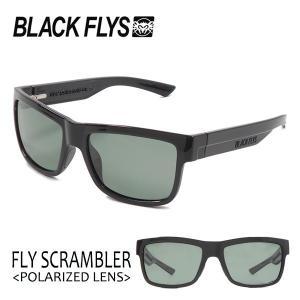 BLACKFLYS,ブラックフライ/18/FLY SCRAMBLER Polarizedレンズ,フライスクランブラー 偏光レンズ/BF-1196-05/BLACK/LIGHT G15 GREEN POL/サングラス|selfishsurf