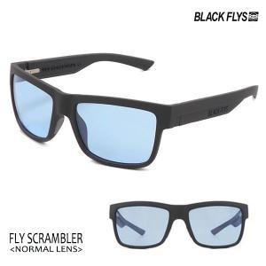 BLACKFLYS,ブラックフライ/18/FLY SCRAMBLER Normalレンズ,フライスクランブラー ライトレンズ/BF-1039-04/MAT BLACK/LIGHT BLUE/サングラス|selfishsurf