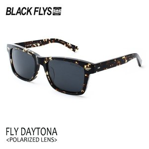 BLACKFLYS,ブラックフライ/19/FLY DAYTONA Polarizedレンズ,フライデイトナ 偏光レンズ/BF-1233-02/HAVANA/GREY POL/サングラス/ユニセックス/ウェリントン|selfishsurf
