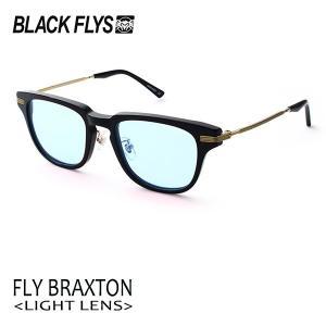 BLACKFLYS,ブラックフライ/19/FLY BRAXTON,フライブラクストン ノーマルレンズ/BF-15506-02/BLACK-GOLD/LIGHT BLUE/サングラス/ユニセックス/ウェリントン|selfishsurf