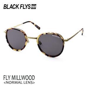 BLACKFLYS,ブラックフライ/19/FLY MILLWOOD,フライミルウッド ノーマルレンズ/BF-1601-02/MATTE HAVANA-GOLD/GREY/サングラス/ユニセックス/|selfishsurf