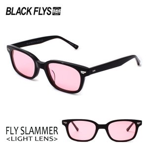 BLACKFLYS,ブラックフライ/19/FLY SLAMMER,フライスラマー ノーマルレンズ/BF-11101-04/BLACK/PINK/サングラス/ユニセックス/バイカー|selfishsurf