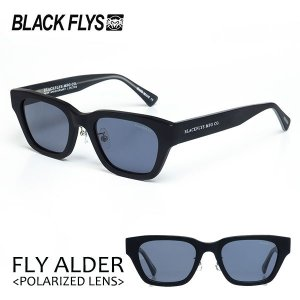 BLACKFLYS,ブラックフライ/21/FLY ALDER/フライアルダー 偏光レンズ/BF-1255-05/MAT BLACK/PURPLE POL/サングラス/ユニセックス/7SPOT|selfishsurf