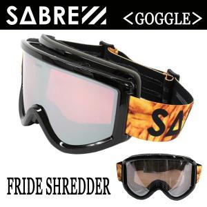SABRE,セイバー/スノーゴーグル/2015-16年冬新作/FRIED SHREDDER/SVG1506BK/BLACK-GLOSS/PINK BASED-SILVER REFLECTIVE LENS selfishsurf