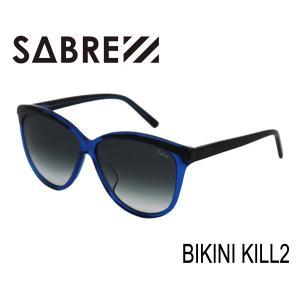 SABRE,セイバー/サングラス/BIKINI KILL II・SV258-312J/BLUE GEL-BLACK/GREY FADE LENS selfishsurf