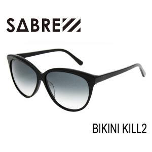 SABRE,セイバー/サングラス/BIKINI KILL II・SV258-672J/MATTE BLACK-BLACK/GREY FADE LENS selfishsurf