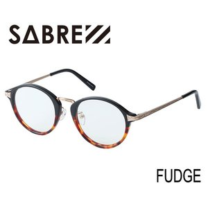 SABRE,セイバー/サングラス/THE FUDGE・SV226-30512J/BLACK TO TORT- MATTE GOLD METAL×CLEAR/クリアレンズ/眼鏡対応|selfishsurf
