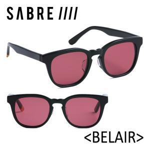 SABRE,セイバー/サングラス/17FA/BELAIR・ベルエアー/SS7-501B-M-J/BLACK GLOSS/MAROON  LENS/ライトレンズ|selfishsurf