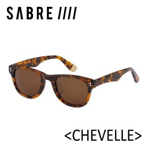 SABRE,セイバー/サングラス/18SU/CHEVELLE・SS8-501T-BR-J/TORTOISE/BRONZE/ウエリントン|selfishsurf