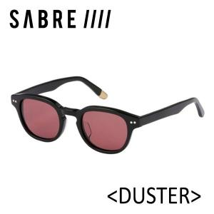 SABRE,セイバー/サングラス/18SU/DUSTER・SS8-502B-M-J/BLACK GLOSS/MAROON/ボストン|selfishsurf