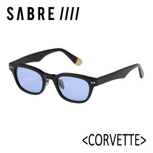 SABRE,セイバー/サングラス/18FA/CORVETTE・SS8-505B-LB-J/BLACK GLOSS/LIGHT BLUE/ライトレンズ|selfishsurf