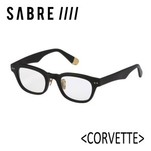 SABRE,セイバー/サングラス/18FA/CORVETTE・SS8-505MB-CL-J /MATTE BLACK/CLEAR/クリアレンズ|selfishsurf
