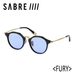 SABRE,セイバー/サングラス/FURY・フューリー/SS8-506B-LB-J/BLACK GLOSS/LIGHT BLUE LENS/ボストン|selfishsurf