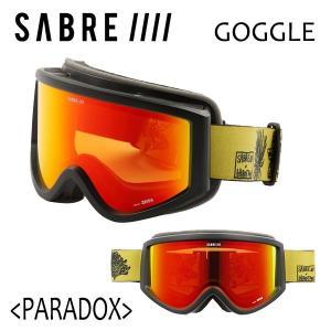 SABRE,セイバー/GOGGLE,スノーゴーグル/HIROTTON/PARADOX01/ACID RIDER/SVG1806BKRD/MT BLACK/SONAR RED/Carl Zeiss社製ハイコントラストレンズ|selfishsurf