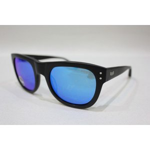 VESTAL・ベスタル/HIMALAYAS/VVHM013・MATTE BLACK/BLUE MIRROR.SILVER|selfishsurf