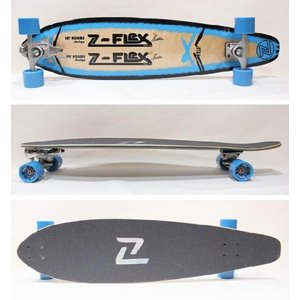 Z-FLEX,ジーフレックス/スケートボード/コンプリート,スラスターシステム3搭載/PxOxP LONG BOARD 38