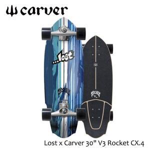 CARVER,カーバースケートボード/Lost x Carver 30