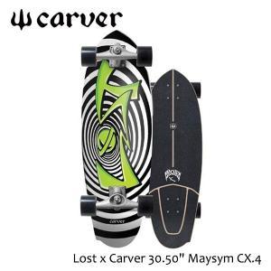 CARVER,カーバースケートボード/Lost x Carver 30.5