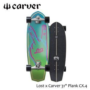 CARVER,カーバースケートボード/Lost x Carver 31