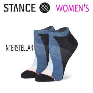 STANCE・スタンス/SOCKS・靴下・レディースソックス/17FA/INVISIBLE BOOT LITE・INTERSTELLAR/MUL・マルチ/WOMENS・女性用サイズ/22-25cm|selfishsurf