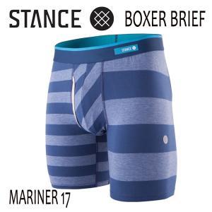 STANCE・スタンス/メンズアンダーウェア,ボクサーパンツ,ボクサーブリーフ/THE BOXER BRIEF MARINER 17/NVY・ネイビー/S・Mサイズ(2サイズ展開)|selfishsurf