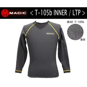 MAGIC,マジック/インナーシリーズ・T-105b INNER/LTP・ロングタッパー・長袖タッパータイプ/S・M・Lサイズ|selfishsurf