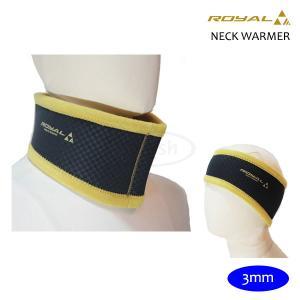 MAGIC,マジック/ROYALシリーズ/ROYAL NECK WARMER WJ・ネックウォーマー/ヘアバンド/冬用/サーフィン/防寒対策/起毛|selfishsurf
