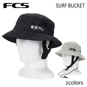 FCS,エフシーエス/サーフハット・サーフィン用ハット/SURF BUCKET HAT/2カラー/M・L・XLサイズ/サーフィン/マリンスポーツ/SUP日本正規代理店品|selfishsurf