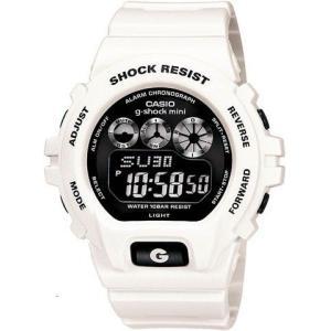 CASIO、カシオ/G-SHOCK mini、ジーショック・ミニ/GMN-691-7AJF/ホワイト×ブラック|selfishsurf