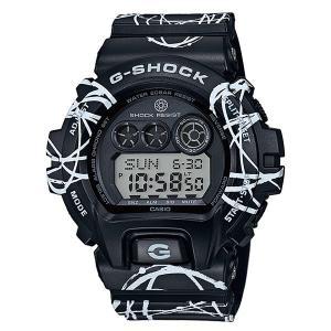 CASIO,カシオ/G-SHOCK,ジーショック/G-SHOCK×FUTURAコラボレーションモデル/GD-X6900FTR-1JR/ブラック|selfishsurf