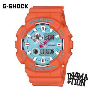 CASIO,カシオ/G-SHOCK,ジーショック/「G-SHOCK×In4mation(インフォメーション)コラボモデル」/G-LIDE/GAX-100X-4AJR|selfishsurf