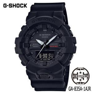 CASIO,カシオ/G-SHOCK,ジーショック/GA-835A-1AJR/BIG BANG BLACK・ブラック|selfishsurf
