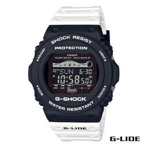CASIO,カシオ/G-SHOCK,ジーショック/タフソーラー・タイド付き・G-LIDEシリーズ/GWX-5700SSN-1JF/ブラック/腕時計/サーフウォッチ|selfishsurf
