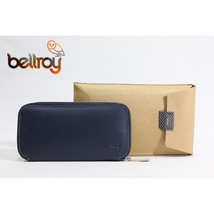 BELLROY,ベルロイ/2WAYタイプ長財布,ロングスリーブウォレット/Carry Out Wallet・WCOA/BLUE STEEL・ブルー selfishsurf
