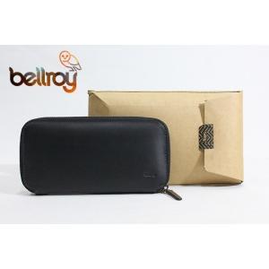 BELLROY,ベルロイ/2WAYタイプ長財布,ロングスリーブウォレット/Carry Out Wallet・WCOA/BLACK・ブラック|selfishsurf