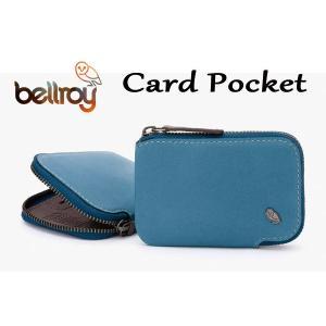 BELLROY,ベルロイ/財布,ラウンドウォレット/Card Pocket・カードポケット/WCPA/ARCTIC BLUE・ライトブルー|selfishsurf