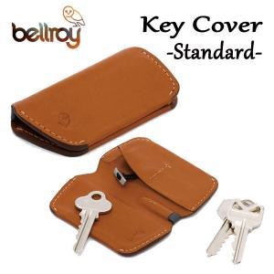 BELLROY,ベルロイ/キーカバー,キーケース/KEY COVER/スタンダードサイズ/鍵2〜4本/EKCA/CARAMEL・キャラメル/レザー|selfishsurf