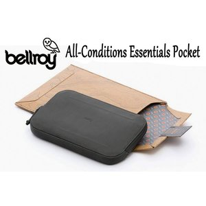 BELLROY,ベルロイ/スマホケース,パスポートケース,財布/ALL CONDITIONS ESSENTIALS POCKET/WAEA/CHARCOAL・チャコール/耐水性/オールコンディションレザー|selfishsurf